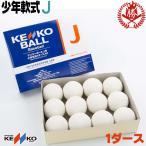 ナガセケンコー/少年軟式ボール/J号/1ダース/少年軟式用/試合球/小学生/少年野球/ボール/kenko-j-d