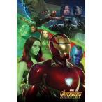 ���٥㡼�� �ݥ����� ����ե��˥ƥ� ������ �������� �ޥ� 272 / Avengers Poster Infinity War Iron Man 272