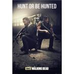 Yahoo!Sports Studio Yahoo!店The Walking Dead ウォーキング デッド ポスター ハント 219