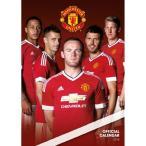 Manchester United F.C. マンチェスター ユナイテッド A3 カレンダー 2016年度版