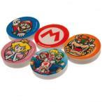 Super Mario 4pk Eraser Set / スーパーマリオ4PK消しゴムセット