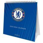 Chelsea F.C. Desktop Calendar 2020 / チェルシーFCデスクトップカレンダー2020