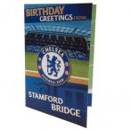 Chelsea F.C. Pop-Up Birthday Card / チェルシーFCポップアップを誕生日カード