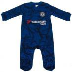 Chelsea FC Sleepsuit 6/9 mths CM / チェルシーFC Sleepsuit 6/9 mths CM