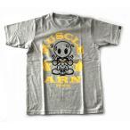 【特別価格・50%OFF】アリーナ アリーナ君Tシャツ ARFK5130 GRM サイズ男性用O 2015年秋冬モデル