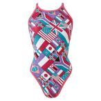 2014-2015 FW ARENA(アリーナ) FSA-4619W スーパーフライバック タフスーツ レディース 競泳トレーニング水着