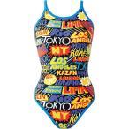 2015-2016 FW ARENA(アリーナ) FSA-5618WJ スーパーフライバック ガールズ 競泳 トレーニング 水着 タフスキンD