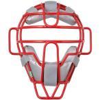 (送料無料)Rawlings(ローリングス)野球 キャッチャーギア;ヘルメット RBJCM 軟式ジュニア用 キャッチャーマスク RBJCM RD/SIL RED/SIV ガールズ