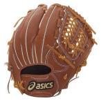 (セール)(送料無料)ASICS(アシックス)野球 左利き少年グローブ ゴールドヘリテイジ オールラウンド用 左投げ用 6 BGJ4HA 3127 RH メンズ