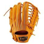 (セール)(送料無料)ZETT(ゼット)野球 硬式グローブ全般 プロステイタス 外野手用 9 BPROG27-5600 LH オレンジ