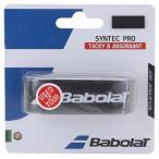 Babolat バボラ シンテックプロ BK BA670051 ラケットスポーツ グリップテープ ブラツク