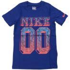 (セール)NIKE(ナイキ)ジュニアスポーツウェア Tシャツ ナイキ YTH NSW 00 アート Tシャツ 807283-455 ボーイズ ディープロイヤルブルー