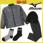 (送料無料)MIZUNO(ミズノ)ゴルフ その他 【福袋】 メンズ ブラック  5点セット 52JH655009 メンズ ブラック