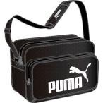 (送料無料)PUMA(プーマ)スポーツアクセサリー エナメルバッグ トレーニング PU ショルダー L 7537101 メンズ プーマ ブラック/プーマ ホワイト
