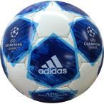 adidas(アディダス)フットサルボール フィナーレ 18-19 シーズン フットサル 青 AFF4400BW フットサル4号球 青x白