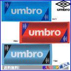 ◇名入れネーム刺繍OK メール便送料無料  アンブロ スポーツタオル フェイスタオル UJS3600