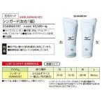 シンガード(左右1組) ミズノ 空手用 (公財)全日本空手道連盟検定品