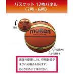 学校名・チーム名入り12枚パネル モルテン GL7X 国際公認球・検定球7号 1パネルネーム ≪代引き不可≫