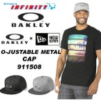 OAKLEY オークリー OAKLEY O-JUSTABLE METAL CAP New Era 9Fifty  911508