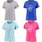 フィラ FILA テニスウェア レディース ウィメンズ グラフィックTシャツ VL2136 2020SS [ポスト投函便対応]