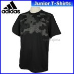 Tシャツ 半袖 ジュニア アディダス adidas ジュニア Climalite 吸汗速乾 Tシャツ 半袖 BIS41 AP3575 ブラック