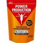 グリコ パワープロダクション マックスロードホエイプロテイン1.0kg チョコレート味 EGK-G76012