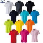 MIZUNO-ミズノ ユニセックス/男女兼用 ポロシャツ バドミントンウェア/テニス・ソフトテニスウェア
