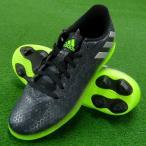 メッシ着用カラー ジュニア メッシ 16.4 AI1 J ダークグレー×シルバー×グリーン adidas-アディダス サッカースパイク/サッカーシューズ SALE/セール