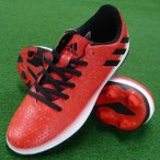 メッシ着用カラー ジュニア メッシ 16.4 AI1 J レッド×ブラック×ホワイト adidas-アディダス サッカースパイク/サッカーシューズ SALE/セール