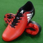 即発送 ジュニア エックス 16.4 AI1 J レッド×ホワイト×ブラック adidas-アディダス サッカースパイク/サッカーシューズ SALE/セール