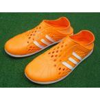 adidas-アディダス COURTADAPT-コートアダプト オレンジ 水陸両用サンダル スポーツサンダル/シャワーサンダル