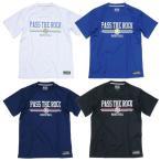 PASS THE ROCK-パスザロック 半袖ベーシックTシャツ/半袖プラクティスシャツ ON THE COURT-オンザコート バスケットウェア/プラシャツ