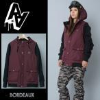 激安SALE WMS BLOC Jacket(ベスト&スウェット) Bordeaux AA-ダブルエー 15/16 スノーボードウェア/ジャケット/パンツ 送料無料/SALE/セール