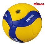 MIKASA-ミカサ 検定球4号 バレーボール バレーボール用品/試合球