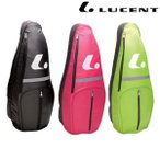 LUCENT-ルーセント ラケットケース(ワンショルダー) テニス/ソフトテニスグッズ・バドミントングッズ