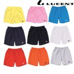 LUCENT-ルーセント 男女兼用/ユニセックス ゲームパンツ/ハーフパンツ/ユニフォーム/ユニホーム テニス/ソフトテニスウェア・バドミントンウェア
