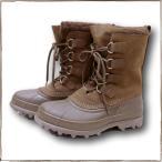 ショッピングスノーシューズ メンズ 25cm ソレル カリブー NM1000 スノーブーツ カラー Autumn Bronze 防寒 カリブ