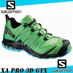 【送料無料】【SALE】 SALOMON サロモン トレラン シューズ XA PRO 3D GTX L39071100
