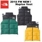 ショッピングFACE 2018秋・冬 ! NEW COLOR THE NORTH FACE ザ・ノース・フェイス  Nuptse Vest ヌプシ ベスト(メンズ) ND91843