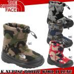 【SALE】 THE NORTH FACEザ・ノースフェイス K Nuptse Bootie Wool II Luxeヌプシ ブーティー ウール II ラックス(キッズ) NFJ51684