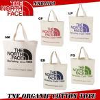 THE NORTH FACE ザ・ノースフェイス TNFオーガニックコットントート TNF ORGANIC COTTON TOTE NM81616