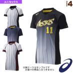 アシックス 野球ウェア(メンズ/ユニ)  ゴールドステージ ブレードシャツ(BAD100)