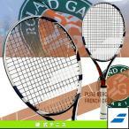 ショッピングポイント 【ポイント10倍】 バボラ テニスラケット PURE AERO FRENCH OPEN/ピュア アエロ フレンチオープン(BF101247)