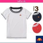 [エレッセ テニス・バドミントンウェア(レディース)]ゲームシャツ/レディース(EW06368)