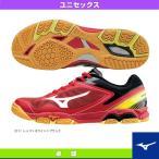 ショッピングスポーツ シューズ [ミズノ 卓球シューズ]ウエーブ メダル エース/WAVE MEDAL A/ユニセックス(81GA1510)