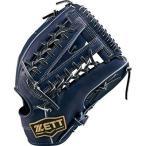 ゼット 一般軟式グラブ ネオステイタス 外野手用 右投げ 軟式野球グローブ BRGB31017