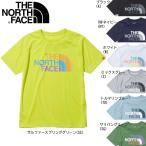 ノースフェイス Tシャツ メンズ 半袖 ショートスリーブカラフルロゴティー NT32134