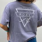 ROXY ロキシー Tシャツ 半袖 レディース DANCE WITH THE WAVES RDK202022-LAV
