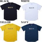 アクター 17SS メンズ バスケットボールウェア 117-010005 NOISE LOGO SPORTS TEE ノイズ ロゴ スポーツ Tシャツ
