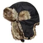 ROTHCO ロスコ フライトキャップ パイロットキャップ ミリタリー 帽子(ブラック)(cap111)
